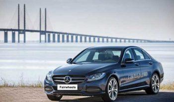 Mercede Benz C350 E Plugin Hybrid 2017 Price & Specifications full
