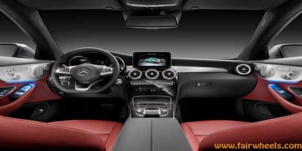 Mercedes Benz C300 2014-2021 USA full
