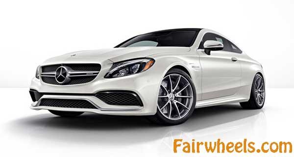 Mercedes Benz AMG C63 2015-2021 USA full