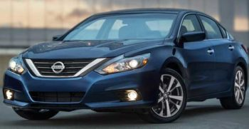 Nissan Altima 2017 price and specification