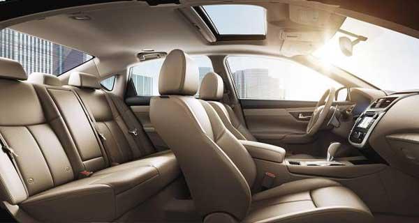 2016-2017 Nissan Altima USA full