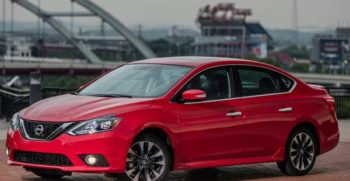 Nissan Sentra SR 2017 price and specification