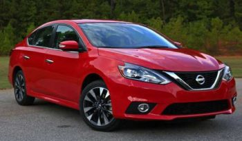 Nissan sentra sr turbo 2017 front, price and specifications
