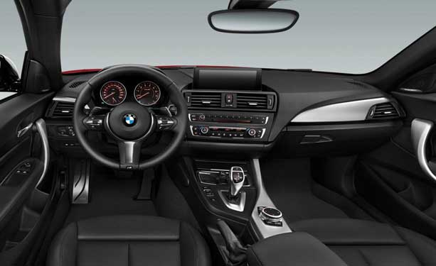 BMW 2 Series Coupe 2016 Specifications full