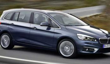 BMW 2 active tourer price and specification