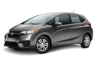 Honda Fit LX 2017 price and specification