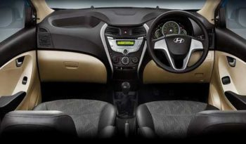 Hyundai Eon 2016 Specifications full