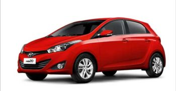 Hyundai HB20 2016 Price and specification