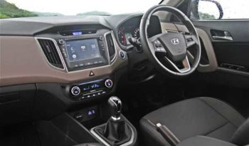 Hyundai Creta SX Plus 2016 Specifications and overview full