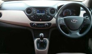Hyundai Xcent automatic 2016 Specifications & overview full