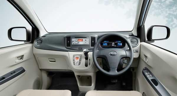 Subaru Pleo 2016 Specifications and overview full