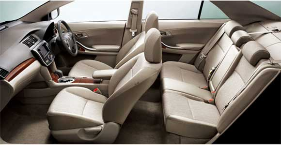 Toyota Allion A15 2016 Specifications and overview full