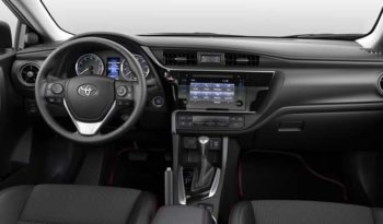 Toyota Corolla 2016 Specifications full
