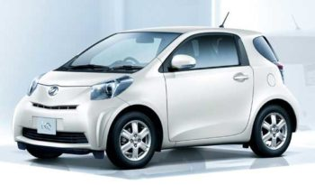 Toyota IQ 130G 2016 price and specification