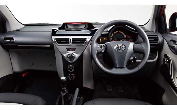 Toyota IQ 130G 2016 Specifications full