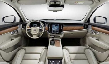 Volvo S90 2017 Price, Specifications & overview full