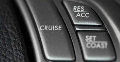 What does cruise control means???