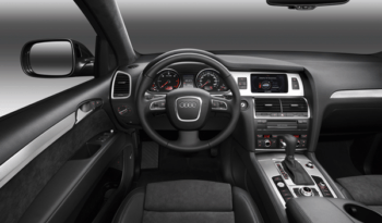 Audi Q7 4.2 TDI 2016 Specifications & overview full
