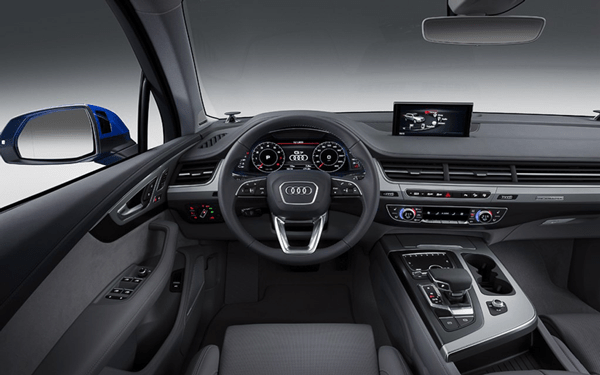 Audi Q7 3.0 TFI 2016 Specifications & overview full