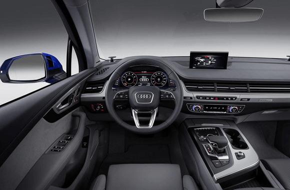 2016 Audi Q7 3.0 TFSI S-Line Pakistan full