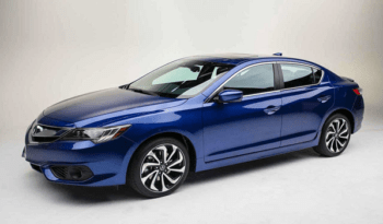 Acura ILX 2017 price and specification