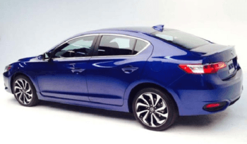 Acura ILX 2017 Price, Specifications & overview full