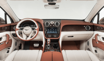Bentley Bentayga 2017 Price, Specifications & overview full