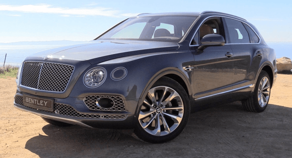 Bentley Bentayga 2017 price and specification