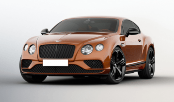 Bentley Continental GT 2017 Price, Specifications & overview full