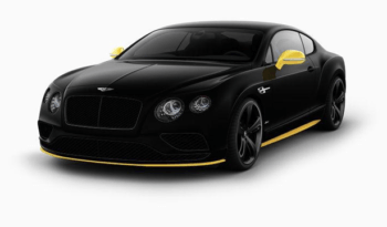 Bentley Continental GT 2017 price and specification