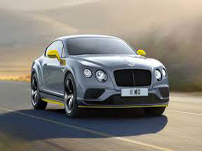 Bently continetal GT 2017 Video 1