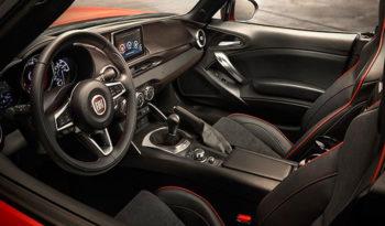 Fiat 124 Spider Elaborazione Abarth Convertible 2017 Price, Specifications full