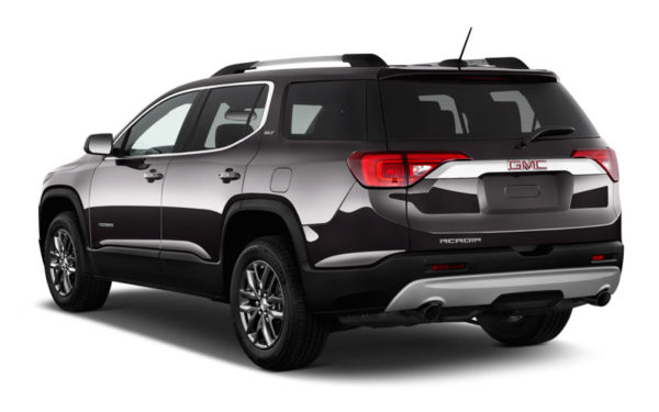 GMC-acadia-SLT-2017-Rear