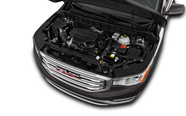 GMC-acadia-SLT-2017-engine