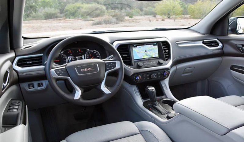 GMC Acadia SLT 1 2017 full