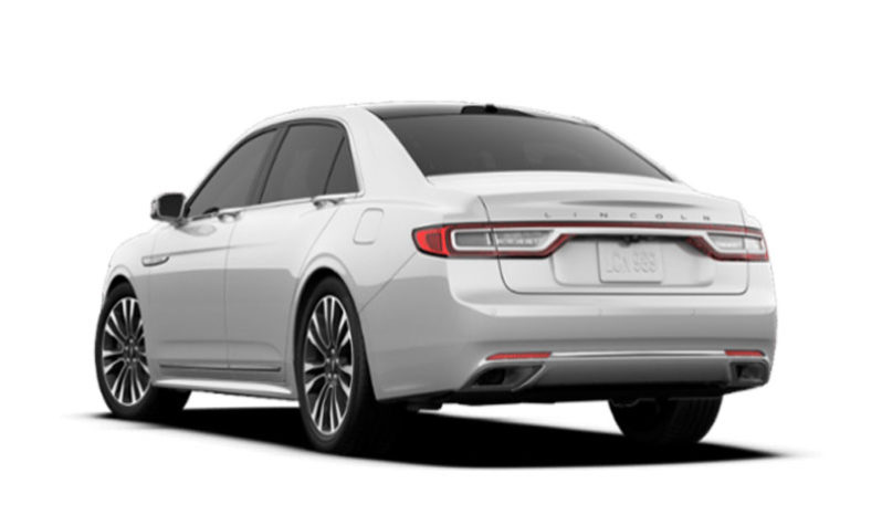 Lincoln Continental Select AWD 2017 full