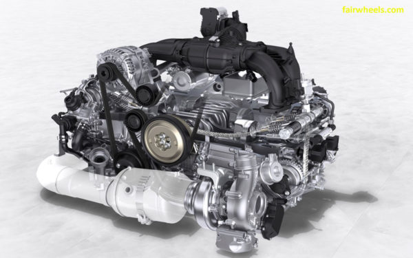 Porsche-Roadster-Boxster-2017-engine