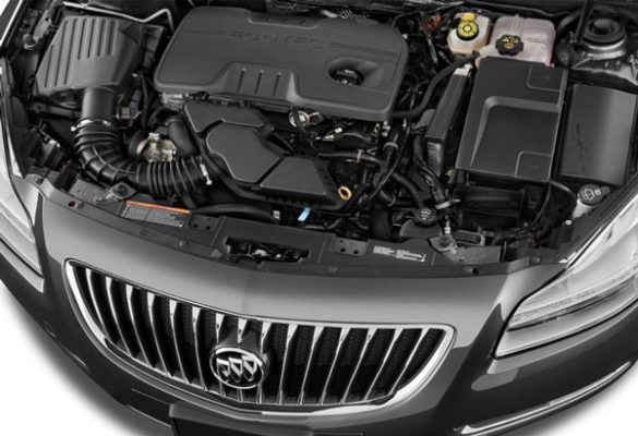 Buick Enclave 2017 Engine