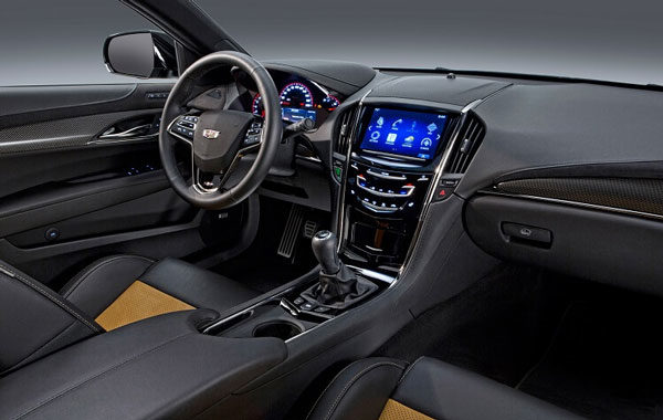 Cadillac ATS 2017 Transmission