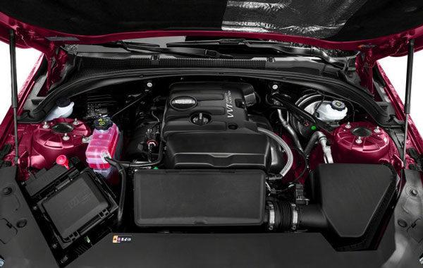 Cadillac ATS 2017 engine