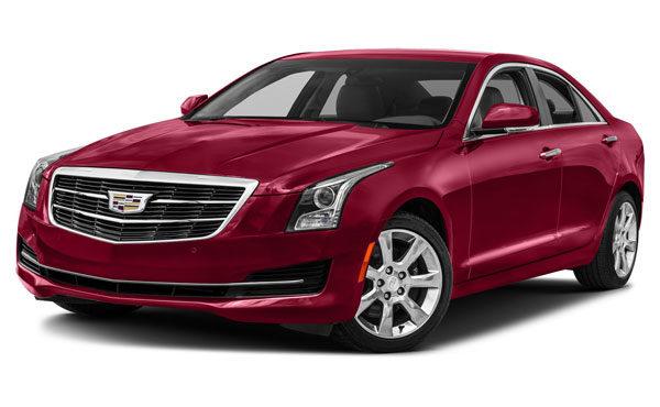 Cadillac ATS 2017 Front