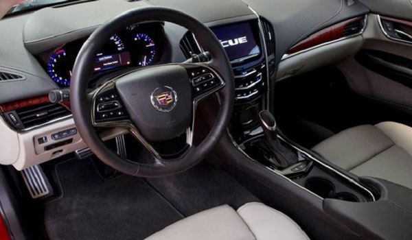 Cadillac ATS-V 2017 Price, Specifications & overview full