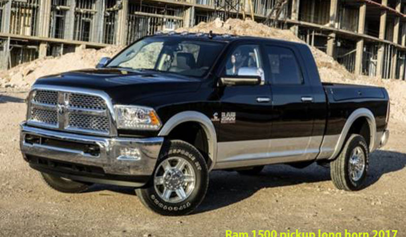 Ram 1500 Long Horn 4×2 Crew Cab 6.4 Box 2017 full