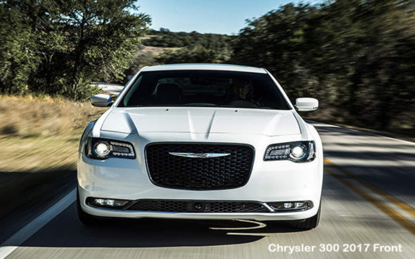 Chrysler-300-2017-Front