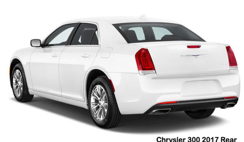 Chrysler 300 S RWD 2017 full