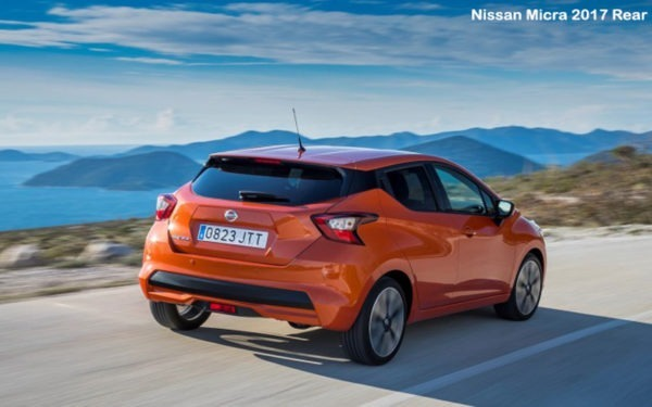 Nissan-Micra-2017-Rear