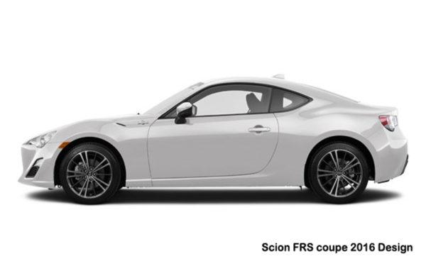 Scion-FRS-coupe-2016-Design