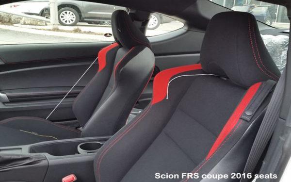 Scion-FRS-coupe-2016-seats