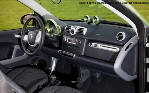 Smart-Fortwo-Electric-Drive-2016-comfort-and-security