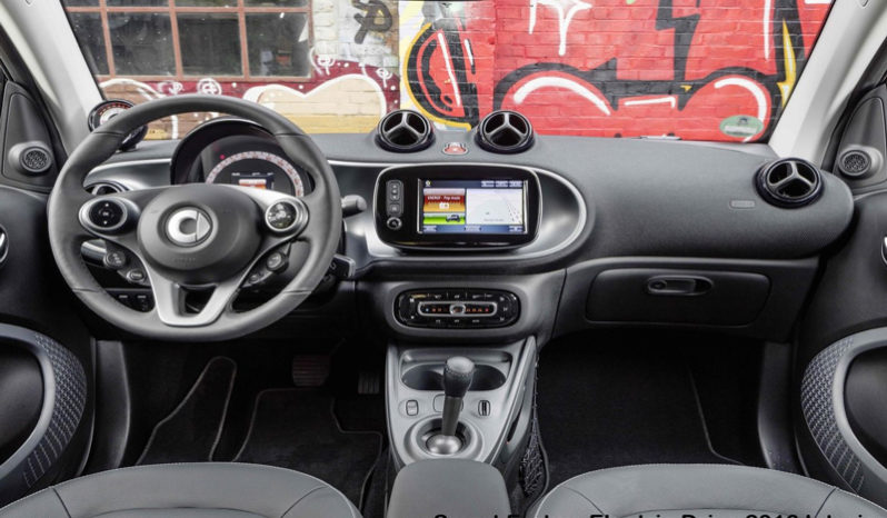 Smart Fortwo Electric Drive Hatchback EV 2016 Price, Specifications & overview full